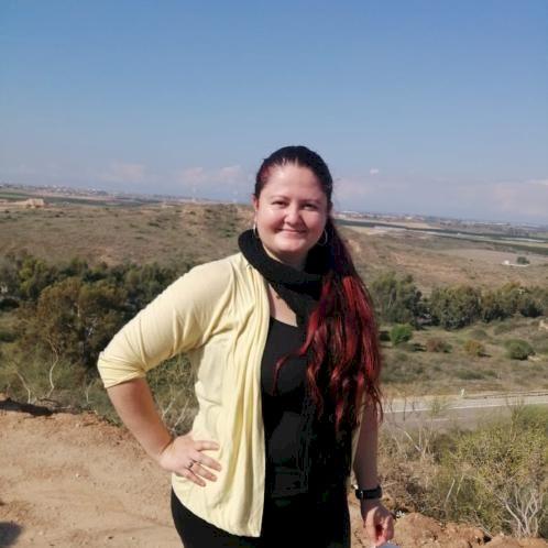 Francini - Tel Aviv: Hello! My name is Francini Umanzor, origi...