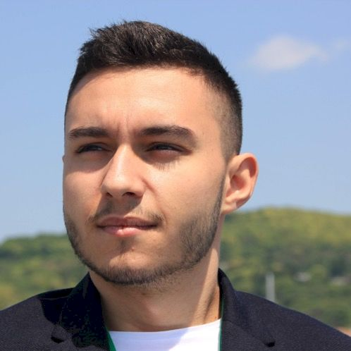 George - Bulgarian Teacher in Stockholm: I'm a Bulgarian stu...