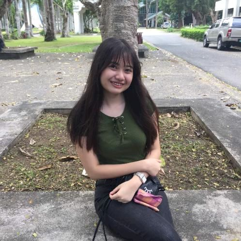 Gladys - Manila: I'm currently a graduating student in BS Psyc...