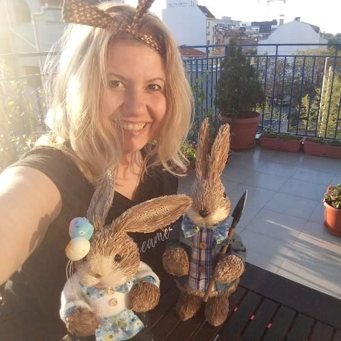 Grozdana - Bulgarian Teacher in Luxembourg: Studying languages...