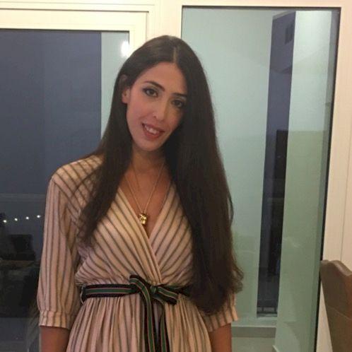 Hala - French Teacher in Abu Dhabi: Hi, my name is Hala, I'm...