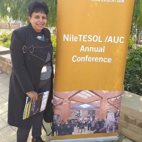 Hanan - Arabic Teacher in Cairo: I am a supervisor and a teach...