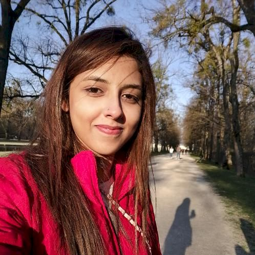 Hiba - Munich: IBA, 29 and currently living in Munich, moved f...