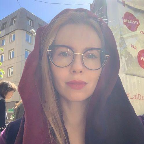 Ieva - Latvian Teacher in Tallinn: I have experience in teachi...
