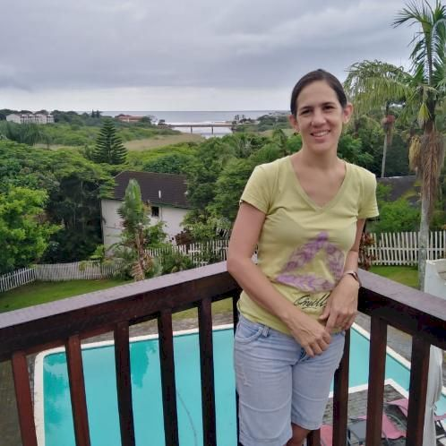Ines - Durban: I am an Argentinian who moved to South Africa 1...