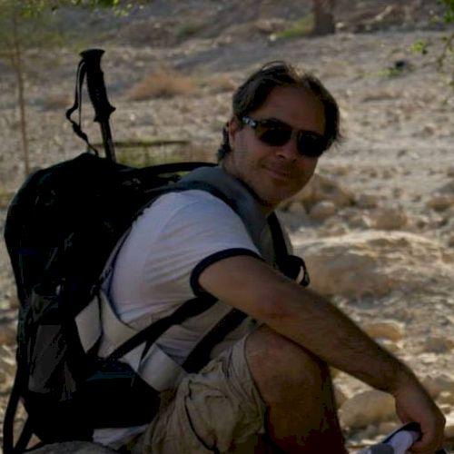 Ivan - Spanish Teacher in Tel Aviv: Ivan Warman is a Californi...