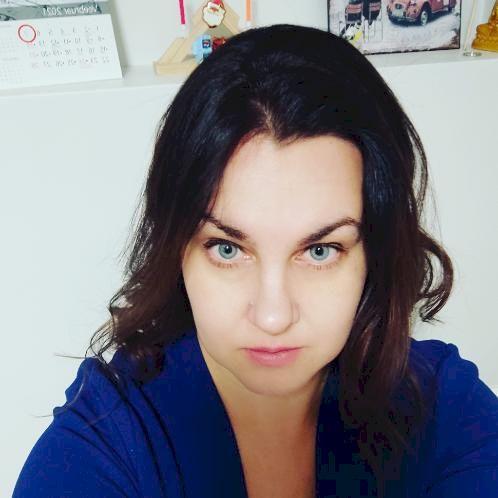Jelena - Tallinn: Very professional teacher. French,russian, E...