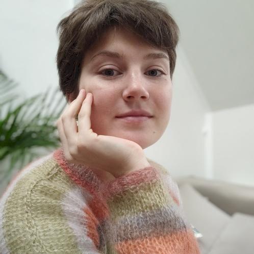 Johanna - Estonian Teacher in Antwerp: I know it is hard to fi...