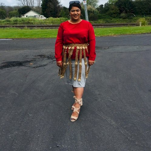 Lakai - Tongan Teacher in Wellington: The Tongan culture and l...