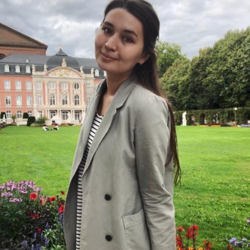 Liliya - Frankfurt am Main: I will be happy to help you with s...