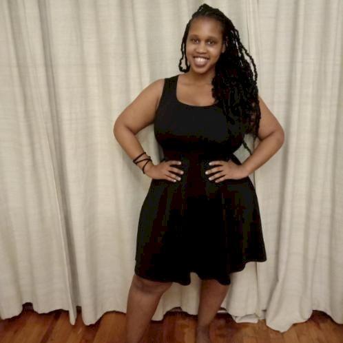 Lindiwe - Durban: I am a female, 31. I have a certificate in C...