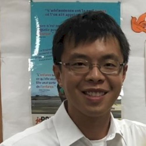 Lionel - French Teacher in Singapore: Learn French from a teac...