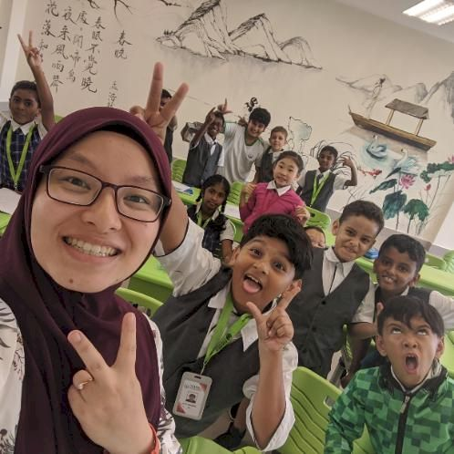Ma - Kuala Lumpur: (Available for Online lessons only!) Hi, my...