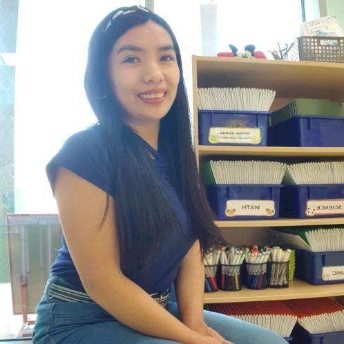 Madeline - English Teacher in Abu Dhabi: Teaching has been my ...