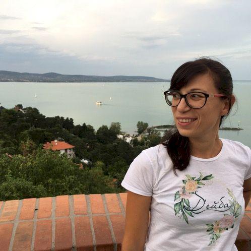 Magdalena - Bulgarian Teacher in Bratislava: I'm Magdalena. ...