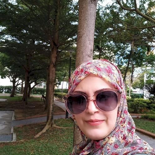 Maha - Arabic Teacher in Singapore: I have a bachelor degree i...