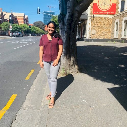 Mariate - Malayalam Teacher in Adelaide: I'm doing my master...