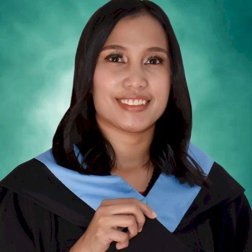 Mariel - Manila: I graduated from Philippine Normal University...