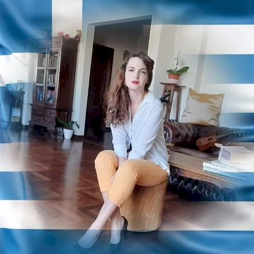 Marina - Florence: I am a Greek linguist and jurist based in F...