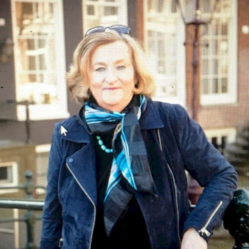 Marion - Amsterdam: Originally from NYC, now living in Amsterd...
