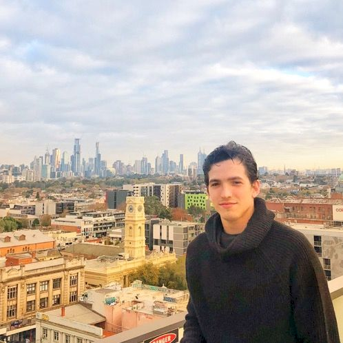Matheus - Melbourne: Brazilian living in Melbourne willing to ...
