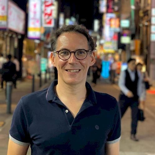 Matthias - German Teacher in Hong Kong: My name is Matthias, I...