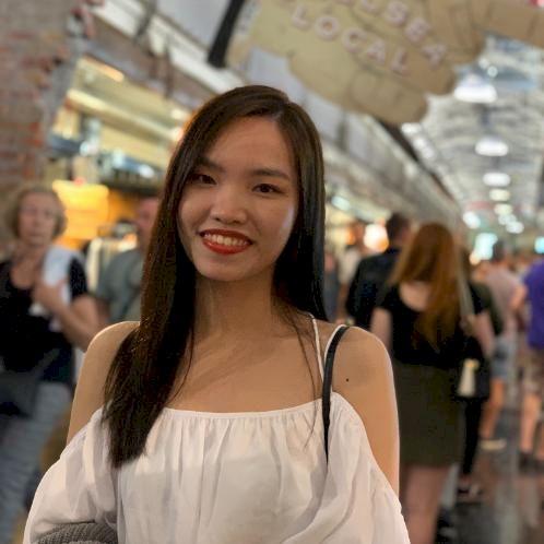 Minnie - Hong Kong: Hi! My name is Minnie, I was born and rais...