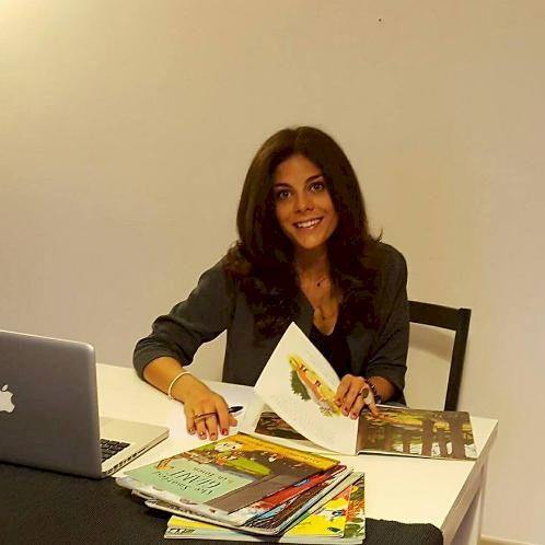 Miriam - Turin: Hello! I'm a CELTA qualified English teacher a...