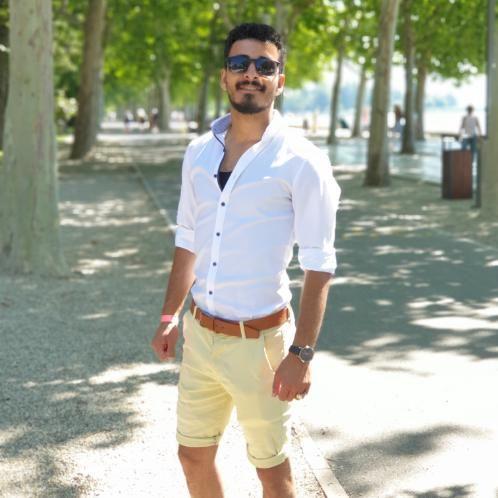 Mohamed - Arabic Teacher in Budapest: I am from Egypt. I am a ...
