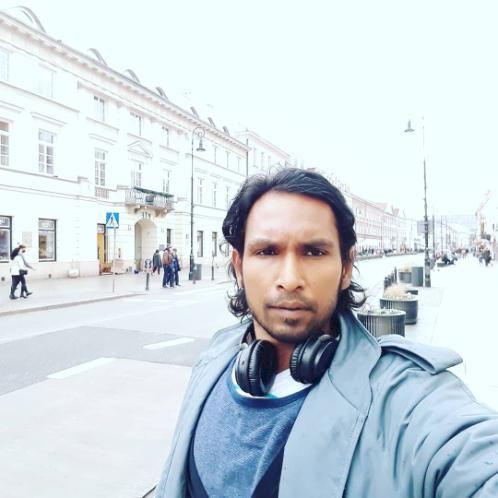 Mohammed - Warsaw: I am a Sri Lankan moor (Spanish descendant)...