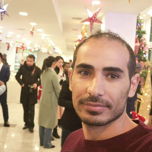 Mousa - Arabic Teacher in Amman: I have a BC. in Chinese Langu...