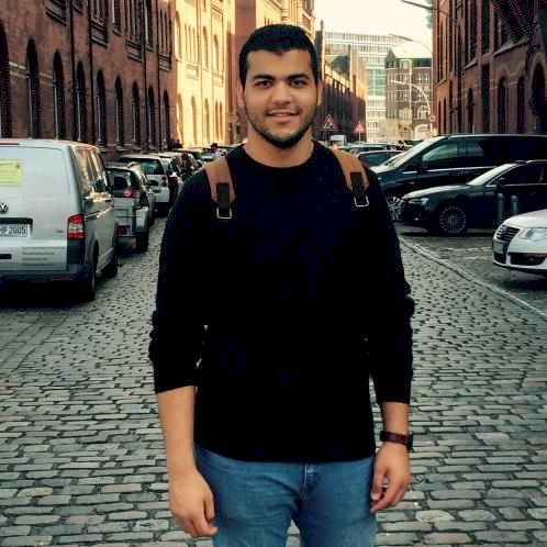Moustafa - Arabic Teacher in Munich: I was teaching assistant ...