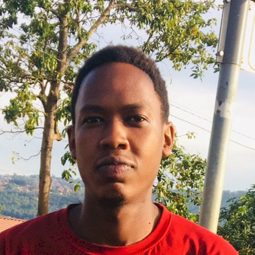 Mukiza - Kigali: I'm a Rwandan person aged 21 and I'm hold...