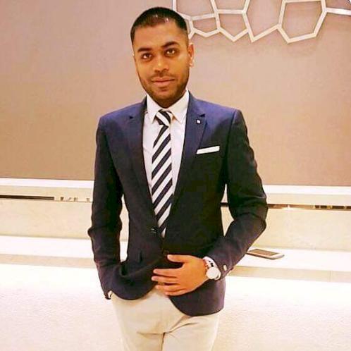 Muzaffar - Johannesburg: I am a sign of action, energy, enthus...