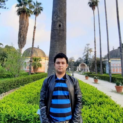 Nasir - Pashto Teacher in Palermo: Learning different Language...