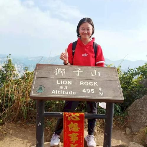Natalie - Hong Kong: Hi this is Natalie~ I come from Chengdu ...
