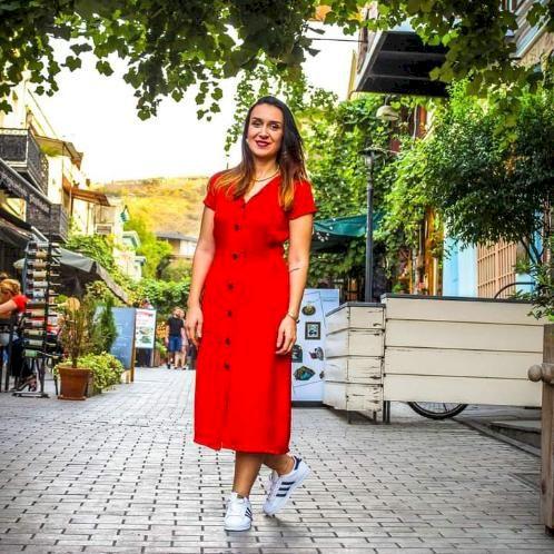 Natia - Georgian Teacher in Bucharest: My name is Natia. I'm f...