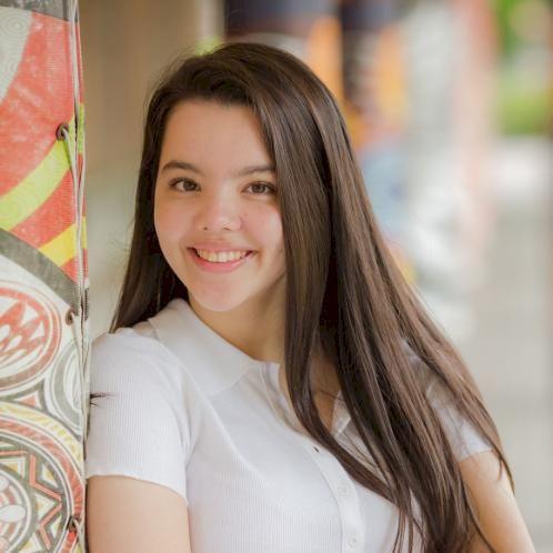 Nicole - Taipei: Hi! I am a student from Taipei American Schoo...