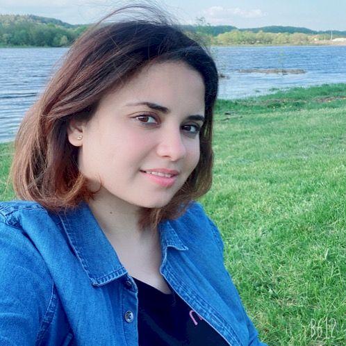 Noura - Vilnius: I am Noura, an Egyptian and PhD student in Li...