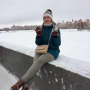 Olesia - Russian Teacher in Auckland: I`m 24 years old. While ...
