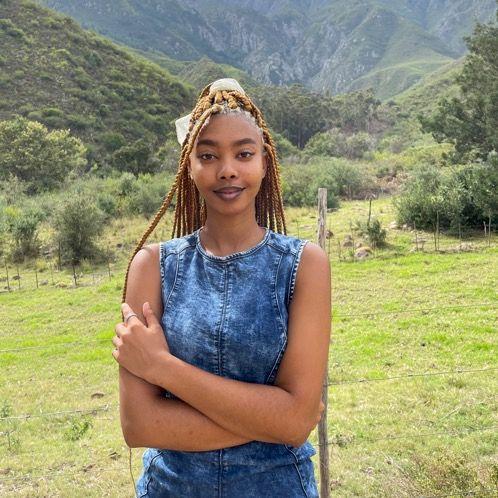Palesa - Cape Town: Hi! My name is Palesa. I am a 20-year-old ...