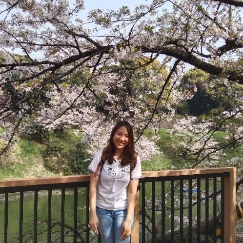 Panyapat - Tokyo: I'm Panyapat from Bangkok Thailand. Now I'm ...