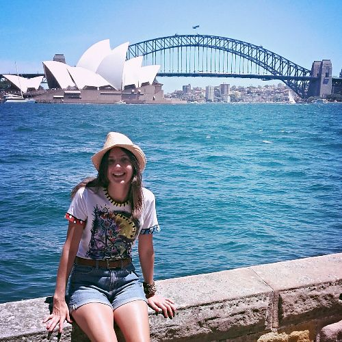 Patricia - English Teacher in Sydney: ¡Hola a todo el mundo!