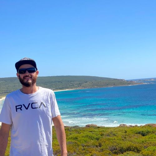 Paulo - Portuguese Teacher in Perth: My name is Paulo, Brazili...