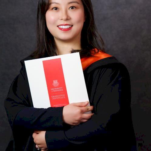 RACHEL - Hobart: Major in education ( East China Normal Univer...