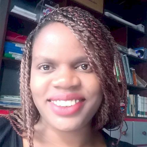 Rina - Rio de Janeiro: My name is Rina. I'm from Uganda wher...