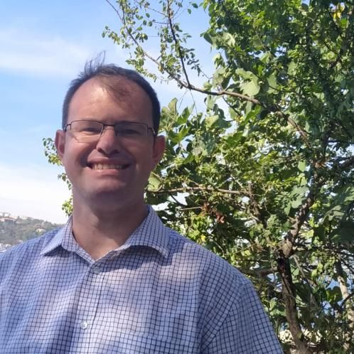 Roelof - Afrikaans Teacher in Istanbul: Hi, I am Roelof from S...