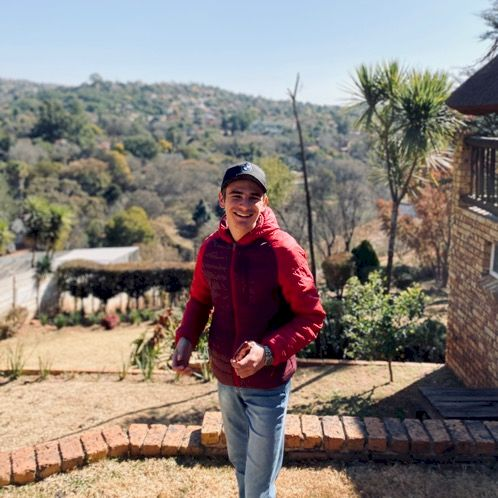 Ruan - Afrikaans Teacher in Johannesburg: I am very proud of m...