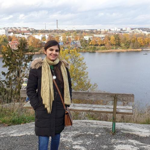 Rumaisa - Urdu Teacher in Stockholm: Hi, my name is Rumaisa. I...