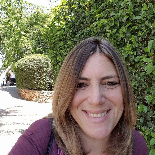 Ruty - Spanish Teacher in Tel Aviv: Im originaly from Colombia...